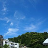 今日の青空!