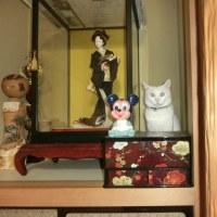お人形とマリン