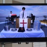 日曜主日礼拝、クリスマス予選会 🎵 2016年10月16日