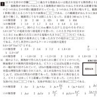 東京電機大学・物理 1