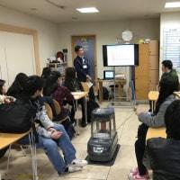 学生交流会!!