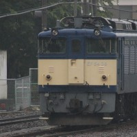 Electric Locomotive#125