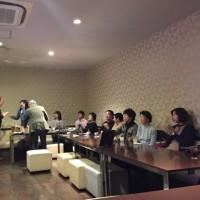 「厚太郎と仲間たちの合唱団」新年決起懇親会