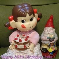 ジュリーお誕生日おめでとう