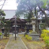 泉龍寺参拝(東京都狛江市の寺院)