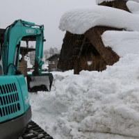 世界遺産・雪降る白川郷 14