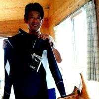 燃えて輝く為に 冬用xcel wetsuits(≧∇≦) 宴に波乗りにhappy life