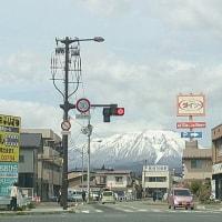 春の南部片富士
