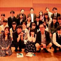 コンサート「のぶつむり」がんばって終了!(1)