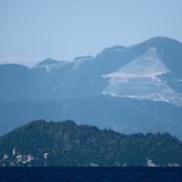 伊吹山と竹生島 Ⅸ
