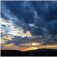 定点からの夕景(Oct18)