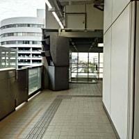 04/27 多摩モノレール立川北駅から高松駅方向を臨む