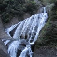 袋田の滝へ行って来ました