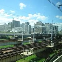 車窓からの電車