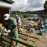 竹作業活動日