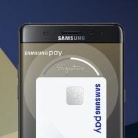 Samsung Payは2017年までイギリスに来ない。