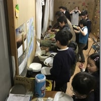 ▲みんなの昼ご飯食堂(高齢者が中心)&みんなの晩ご飯食堂(子ども食堂)を開催しました