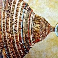ボッティチェリが描いた地獄から天国への道・・・逆円錐形
