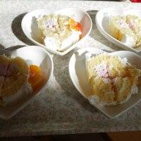 わんこケーキのおやつ♪トイプードルプーナ♪