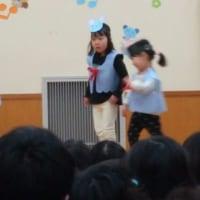 菜奈の発表会見物