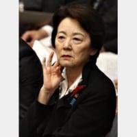 転載: 山谷えろ子国家荒暗委員長閣下の盟友、キチガイ朝鮮人似非右翼が「脱原発テント」を襲撃。