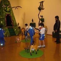 浜田子ども美術館へ行きました(1・2年)