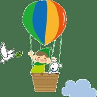 気球プカプカ