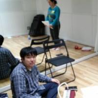 稽古場日誌 28号 歌唱新課題、主役は陽子