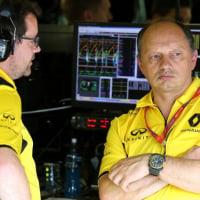 ルノーF1チーム代表が退任。ワークス活動1年で体制に混乱