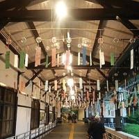 ブログ160913 高野山~熊野古道の旅  ケーブルカー 極楽橋駅から高野山駅
