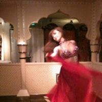 サムラートで踊りました!