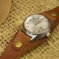 腕時計リメイク、 カッコ良く変身しました!
