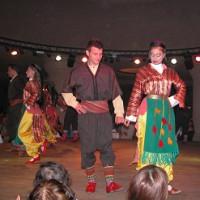 「エジプト・トルコ旅行記」 №94 民族舞踊と夕食と私の結婚式