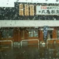 天気予報は雪ダルマ