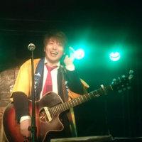 3月19日 静内KAVACH 「太陽の瞳/日高の路」リリース記念ライブ