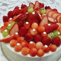 ★春先のお礼のケーキ・・・その3☆