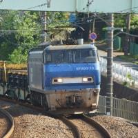 2017年4月24日  東海道貨物線  東戸塚  EF200-10 8090レ レール輸送チキ3B