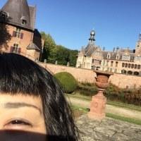 ベルギーにて。お城。、