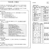 H28 9/9 学年懇談会/学級懇談会~1年生~