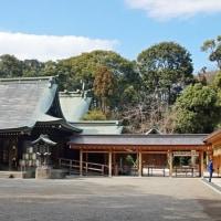 氷川神社  武蔵一之宮