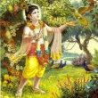 クリシュナ物語の要約(28)「アクルーラ、ヴラジャに到着する」