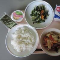 6月26日(月)の給食