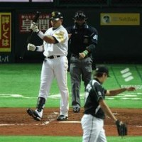 GAME1 黒星発進・・・しゃあない