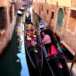 ヴェネツィアのゴンドラに乗って、何する?