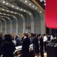 白金の丘小学校 音楽会(児童鑑賞日)