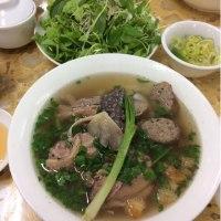 Banh Canh Vit あひる肉のバインカイン