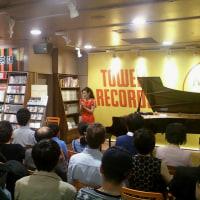 10/15 タワーレコード渋谷店ミニライブ&サイン会② Minilive and Autograph session at Tower record②