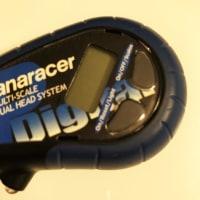 F31女子 『パナレーサー』という空気圧計を貸していただきましたが.....