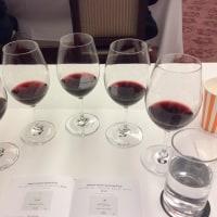 目黒雅叙園でワイン会