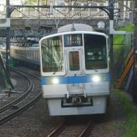 2017年4月23日  小田急  参宮橋 1095F